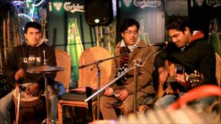 Aakashaima - Sanup Paudel | Classic Nepali Song 2015 | Unplugged | Cover
