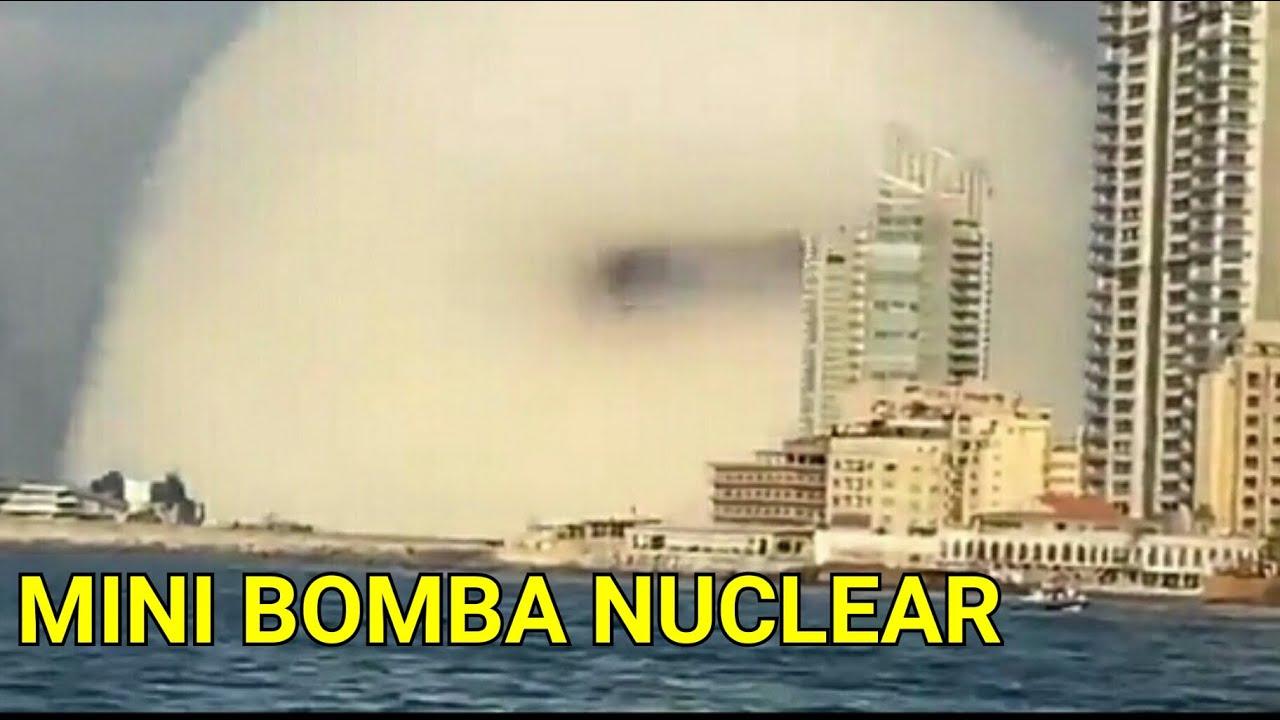 URGENTE! - grande explosão deixa dezenas de pessoas mortas no Líbano
