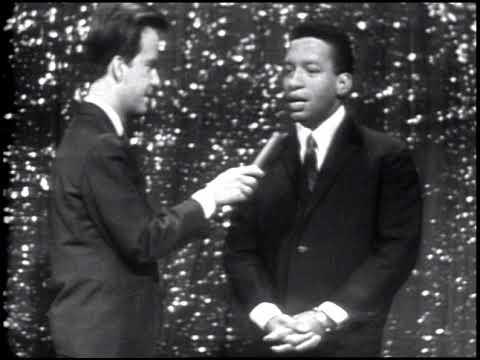 American Bandstand 1965- Interview Mel Carter