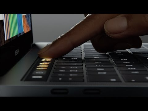 The new MacBook Pro - Design, Performance and Features - Apple