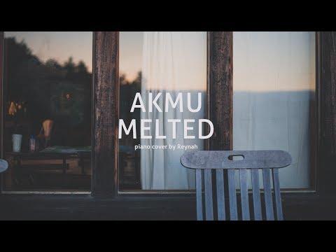 """""""얼음들 (Melted)"""" Piano Cover 피아노 커버 - Akdong Musician 악동뮤지션"""