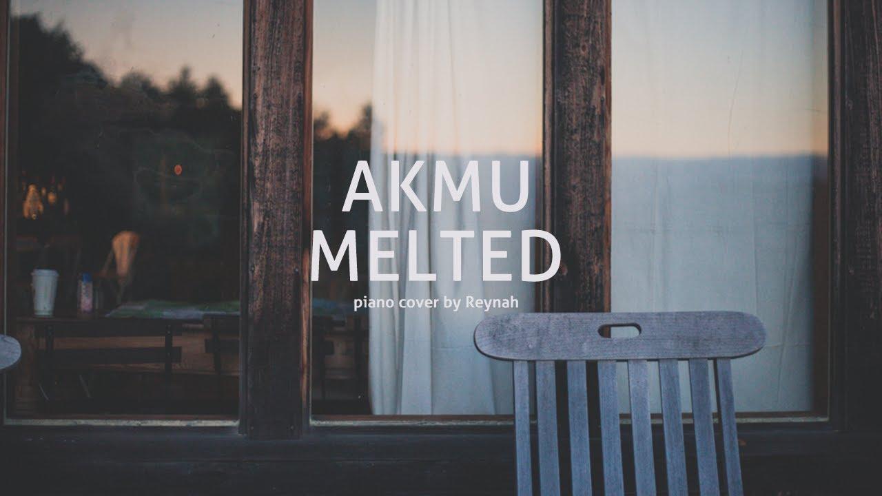 """""""얼음들 (Melted)"""" Piano cover 피아노 커버 - Akdong Musician 악동뮤지션 ..."""