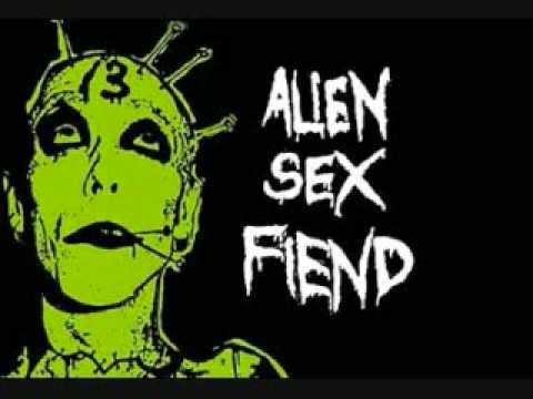 My Brain Is In The Cupboard - Alien Sex Fiend