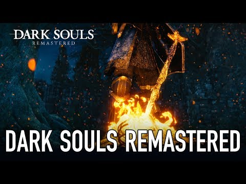 DarkSouls Remastered se confirma para mayo