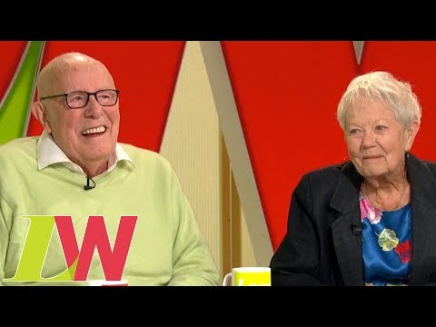 One Foot in the Grave's Richard Wilson Was Glad Victor Meldrew Was Killed Off | Loose Women
