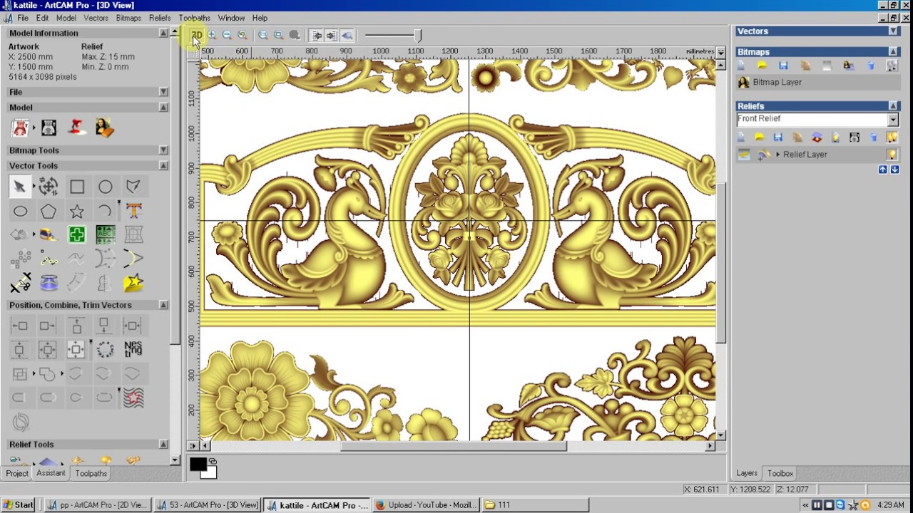 Free Wood Carving Design Software