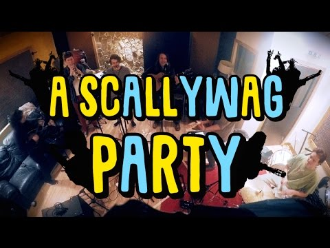 A Scallywag Party - Best Underground Festival 2017