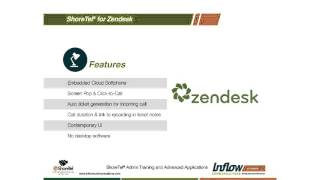 How to Integrate ShoreTel with Microsoft Dynamics, Zendesk and Desk.com