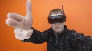 видео FPV-очки XK F100