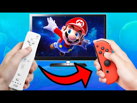 How Super Mario 3D All-Stars' Controls Work On Switch