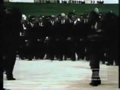POSSE DO PRESIDENTE ERNESTO GEISEL EM 1974   DITADURA MILITAR