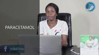 Tatizo:Unadhani unajua kila kitu kuhusu Paracetamol