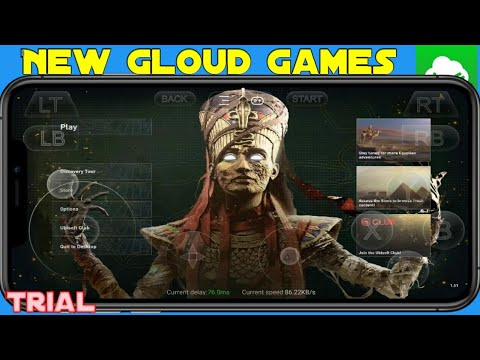 Assassins's Creed Origins Android/IOS Gameplay Walkthrough On Gloud Games
