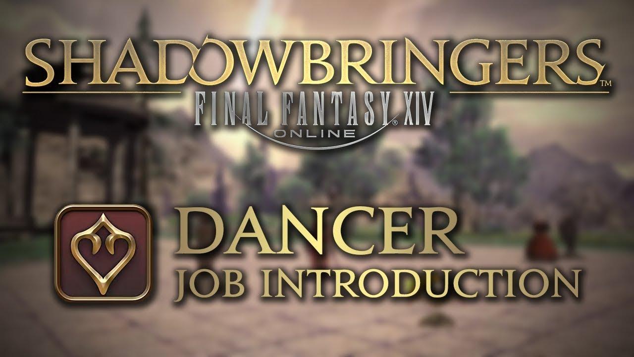 FFXIV: Shadowbringers Dancer Job Introduction - Video Toobz (Great Free  Videos)