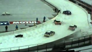 contact entre BMW serie 1 et Skoda ANDROS
