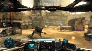 HAWKEN PC Multiplayer Gameplay | 1080p