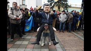 Помощник втянул Порошенко в скандал с секс-услугами