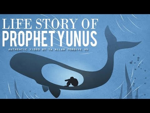 Full Story of Prophet Yunus AS, All Life Events || AMAZING VIDEO EVER SEEN