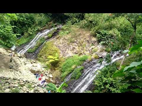 Air Terjun Pengantinngawi Jawa Timur Youtube
