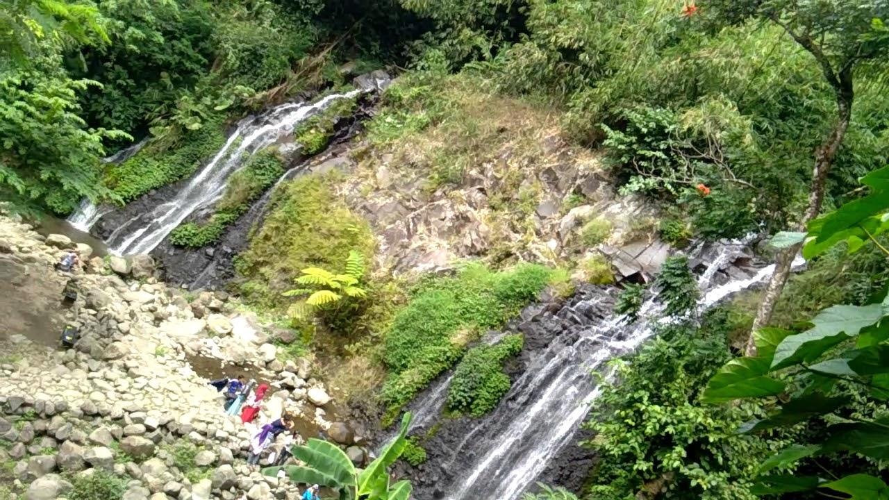 Air Terjun Pengantinngawi Jawa Timur