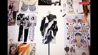 Архивные платья Карла Лагерфельда на выставке Chloe Couture