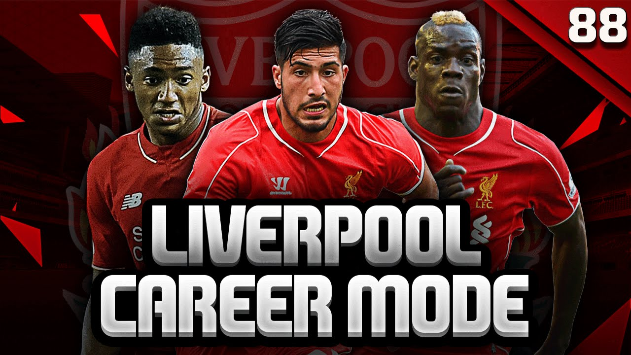 fifa 16 liverpool career mode deadliest strike force griezmann fifa 16 liverpool career mode deadliest strike force griezmann sturridge squad report 88