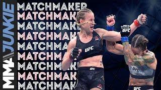 UFC on ESPN+ 14 matchmaker: Who's next for Valentina Schevchenko after win over Liz Carmouche?
