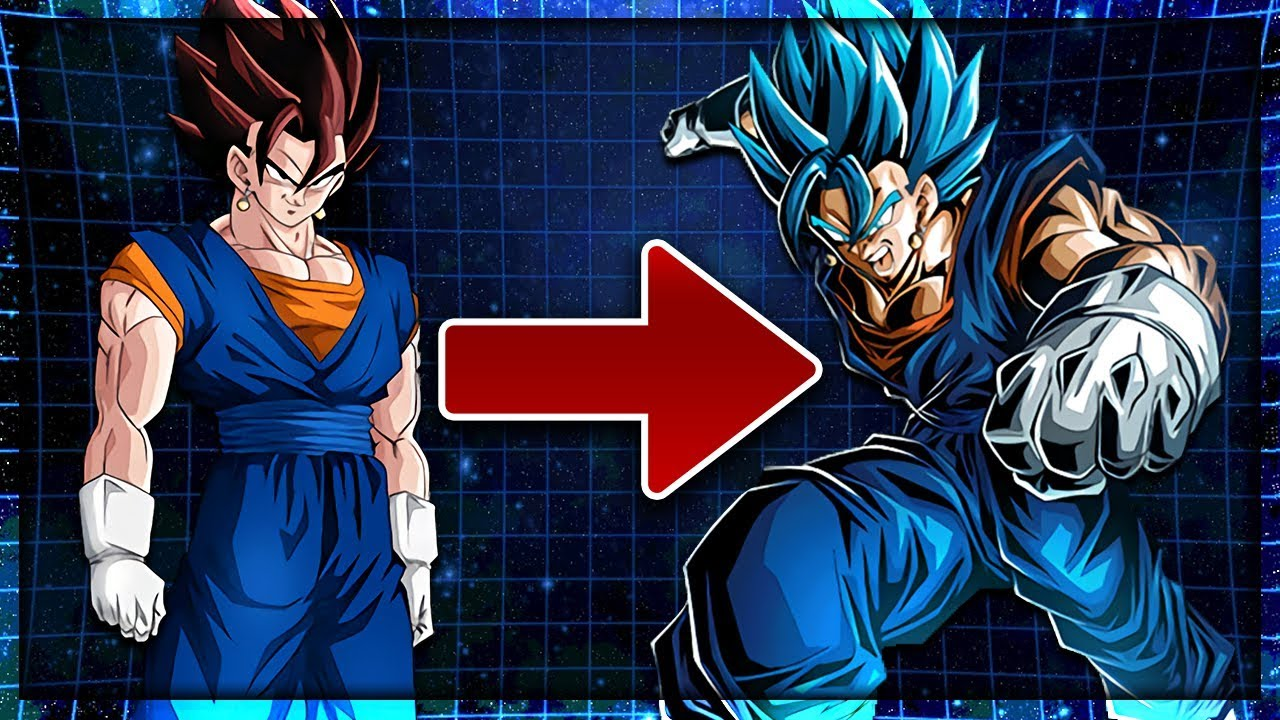 HOW TO GET LR VEGITO BLUE FROM START TO FINISH EASY! EVERYTHING YOU NEED TO  KNOW | DBZ Dokkan Battle