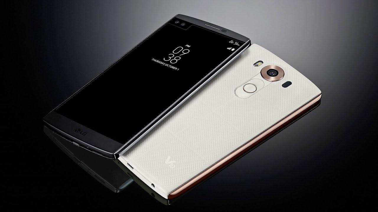LG V10 Review | HotHardware