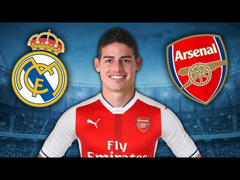 James Rodriguez To Arsenal For €82 million?!  | Transfer Review