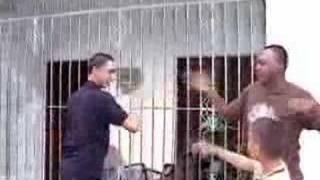 Lo Peloteros Filmao de Andres Boca Chica.
