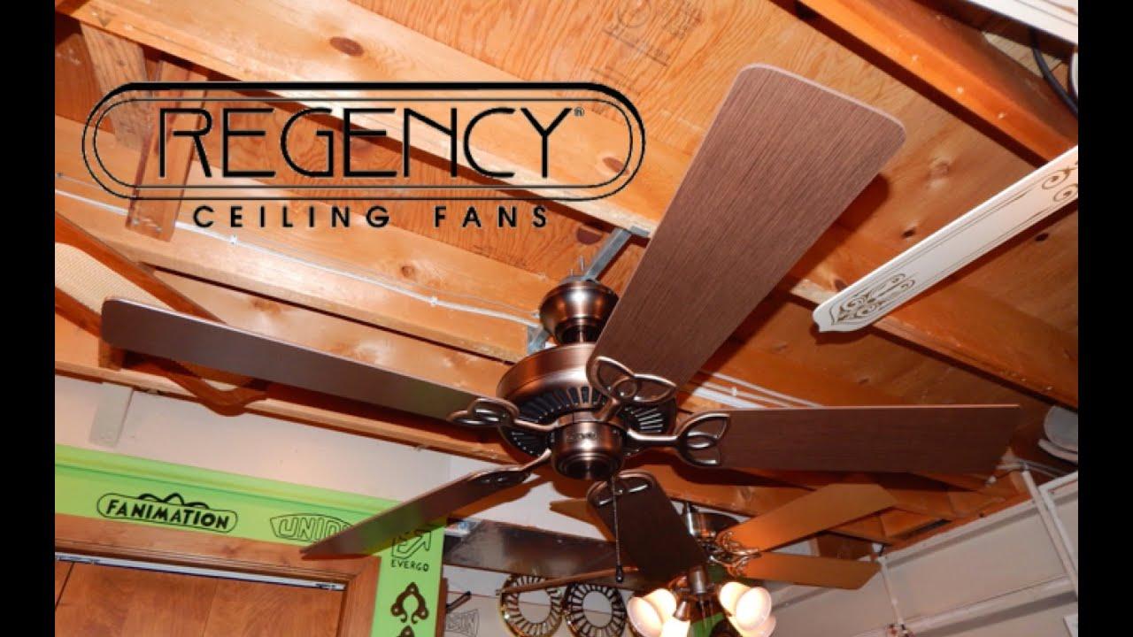 Regency Marquis Ceiling Fan