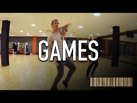 GAMES by Demi Lovato DANCE VIDEO | @BrendonHansford_ Choreography