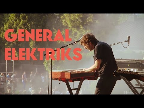 General Elektriks - Tu m'intrigues - Live (Les Nuits Secrètes 2016)