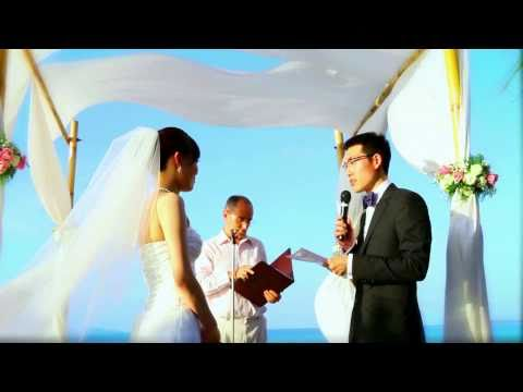 W Hotels Koh Samui Thailand Wedding Ceremony Noel&Kin 27 04 2011