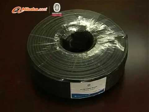 coaxial cables factory