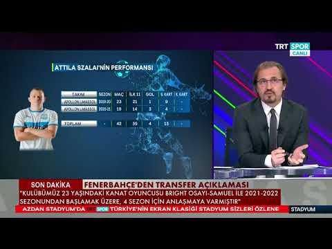 Ayhan Akman, Fenerbahçe'nin yeni transferi Attila Szalai'yi yorumladı