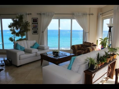Luxury Beachfront Penthouse - Cabarete Real Estate