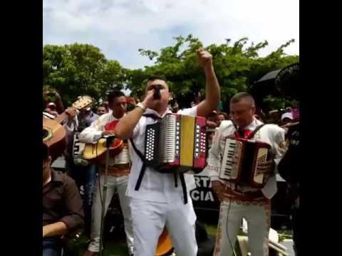 Video: Así le festejaron el cumpleaños a Diomedes Díaz 2016