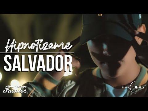 Hipnotízame es el nuevo trabajo musical de Salvador