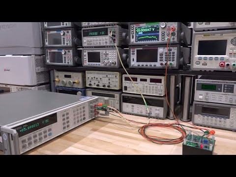Teardown, Repair & Upgrade of an Agilent 3458A 8.5 Digit Digital Multimeter