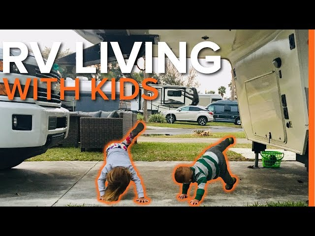 RV Living with Kids & the BACON Debate