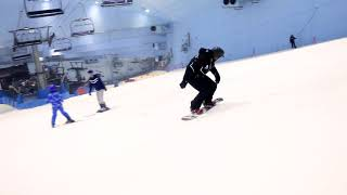 Snowboard Advance Level 4 Lesson