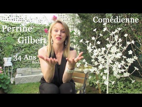 Que pense Perrine Gilbert, Comédienne, de ses cours de chant avec Isabelle?