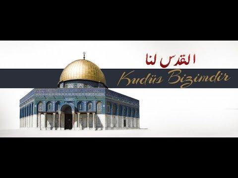 18 Şubat Avrupa'daki Anadolu 2018 Kudüs Ziyareti 1