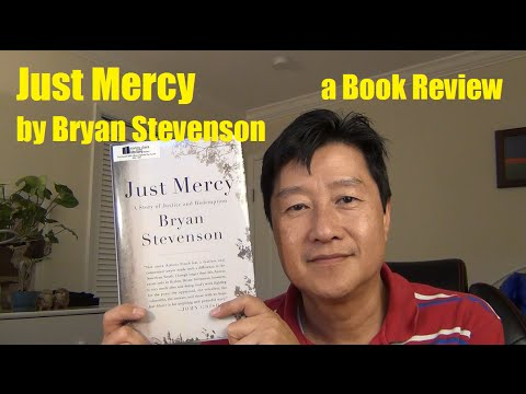 Just Mercy by Bryan Stevenson - A LearnByBlogging Book Review