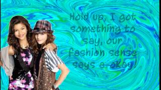 Bella Thorne & Zendaya- Fashion Is My Kryptonite