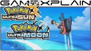 Pokémon Ultra Sun & Ultra Moon - Surf's Up Trailer
