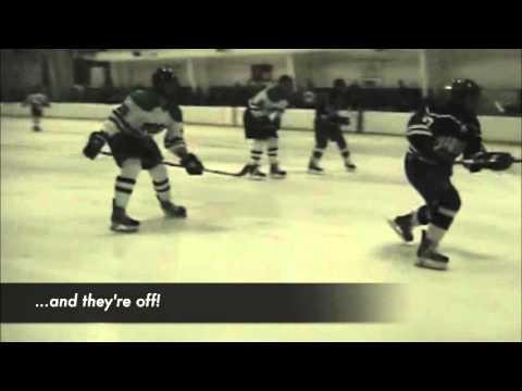 Post University - 1st Game of Men's Ice Hockey Program  11/7/15
