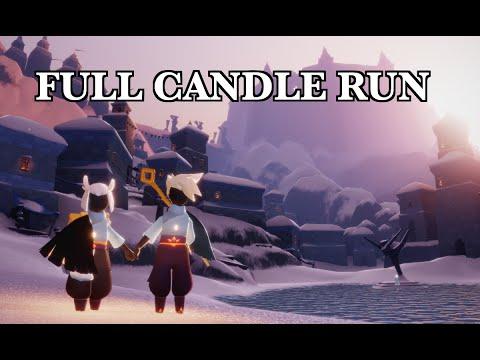 Full Candle Run - Season of Dreams (Sky Children of the Light)
